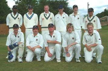 First XI Readman Trophy 2009