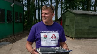 NatWest Rugby Force Weekend with Dylan Hartley