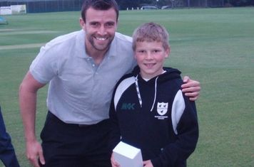 U11 Player of the Year 2014 - Lewis Harper