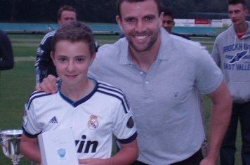 U12 Most Improved Player of the Year 2014 - Jack Peplow