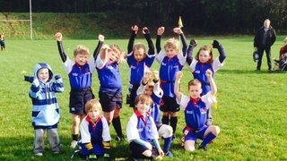 DMP U7s are ready for their next game