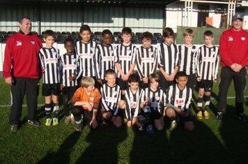 U11 WMYL Div 1 Champions 2012-13