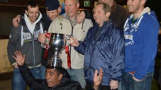 Basingstoke Senior Cup 2014/15