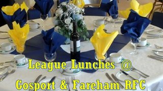League Lunches are Back