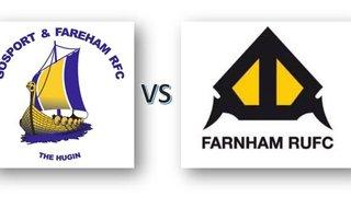 Gosport & Fareham vs Farnham