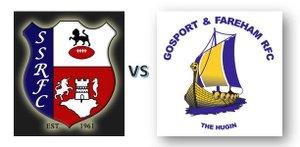 Hampshire Cup - Sandown & Shanklin vs Gosport & Fareham