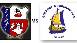 Hampshire Cup - Sandown & Shanklin vs Gosport & Fareham