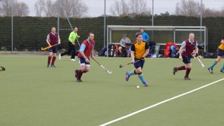 mens 1st v milton keynes march 2015