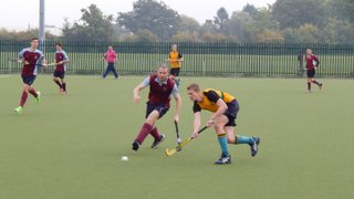 Mens 1st  V Milton .Keynes Oct 2015
