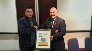 Club of the Month Presentation