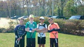 Green A team tennis