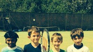 Orange B team tennis