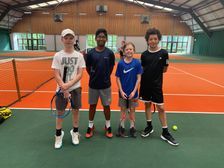 Bravely contested match brings to the end U12 summer season