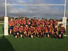 Bournville U16s 54 Moseley 7