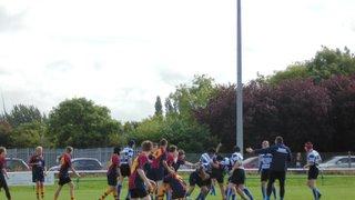 Thorne V Wath RUFC U15's 25.09.16