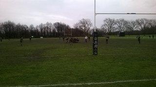 Wath U15 v Goole U15 Rugby Mudder