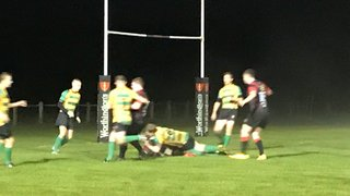 2nds Vs Morriston 19th Oct 2018
