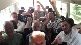 Cricket Gower Bus Trip Aug 2019