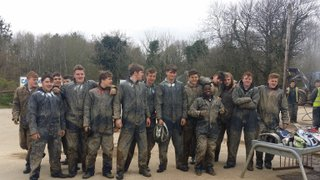 U17's on Tour to Ireland - Quad Biking