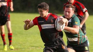 An impressive display against local rivals