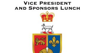 Vice President and Sponsors Lunch