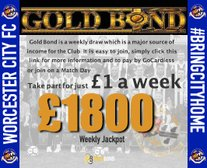 How to get involved from just £1 a week