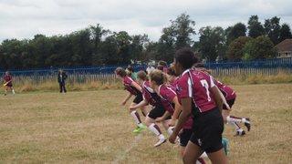 "SC Salamanders XV v Beckenham Ladies ""II"" (4-9-16)"