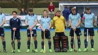 Mens v Canterbury  match report