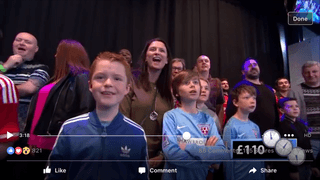 FISHERSGATE FLYERS ON SOCCER AM!