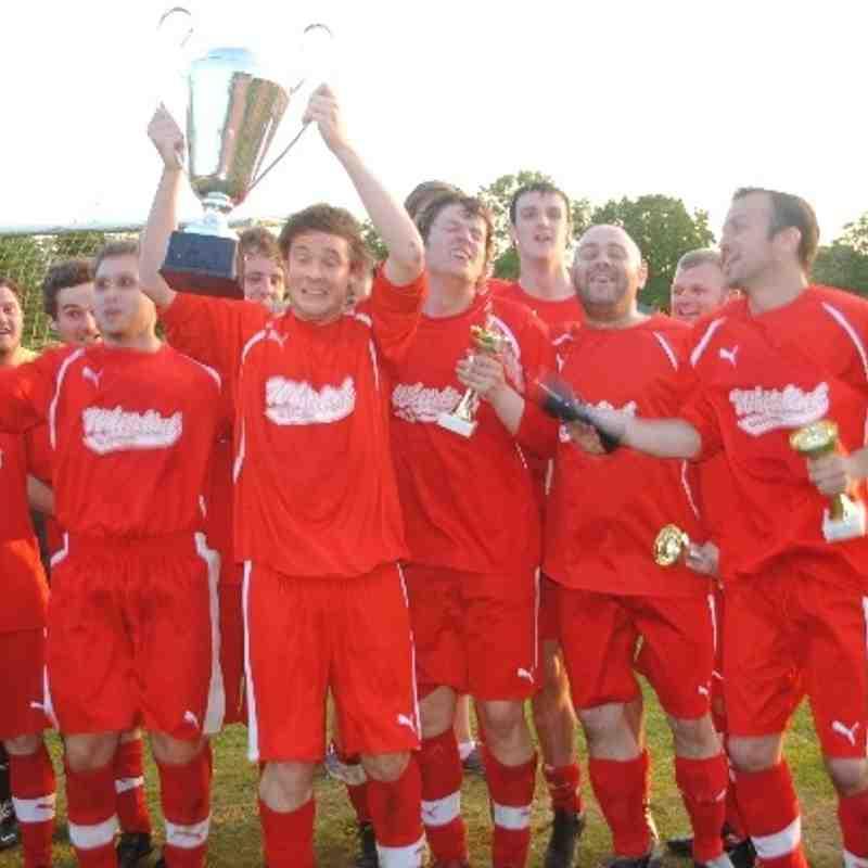 Gordon Leask Memorial Cup 2013