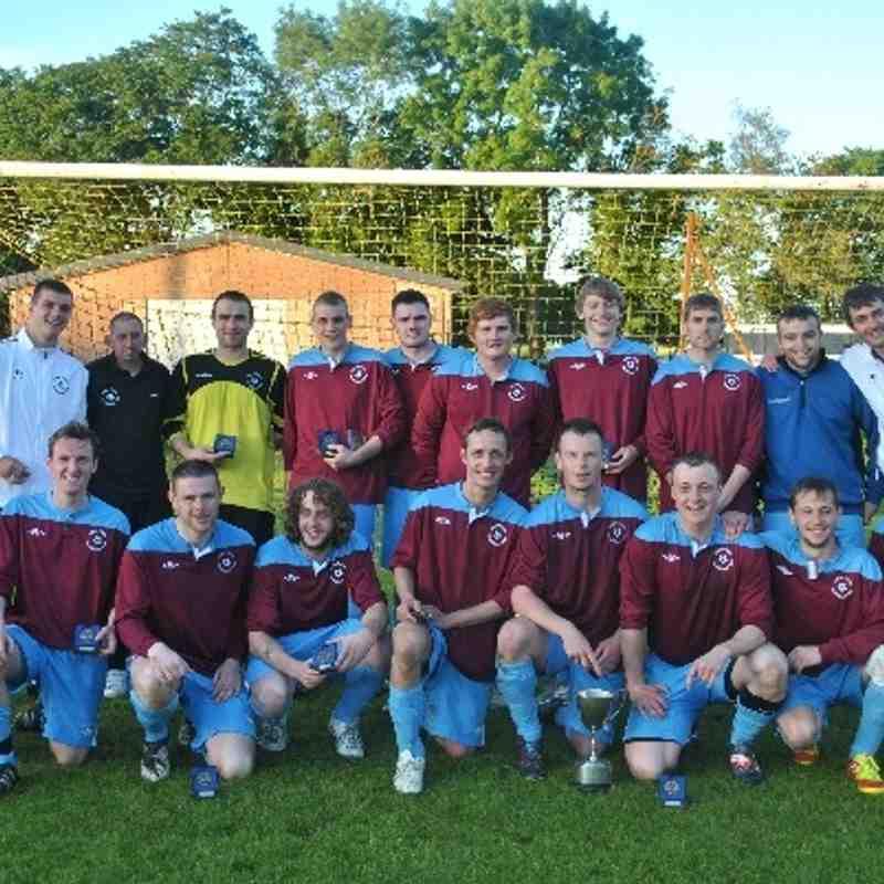 Brucklay Cup 2012