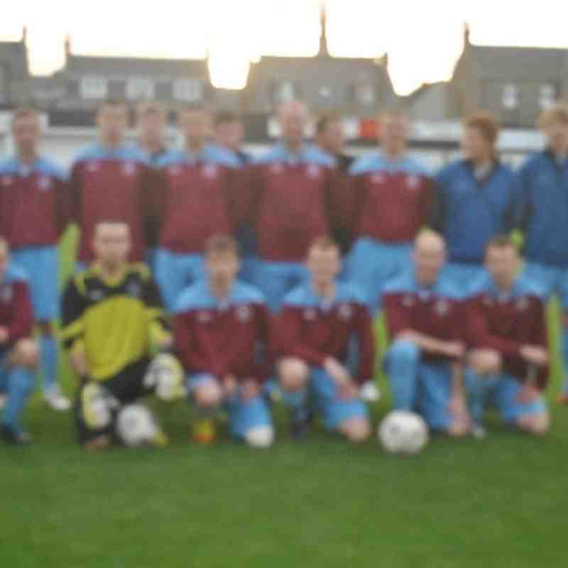 Ship Inn League Cup 2012