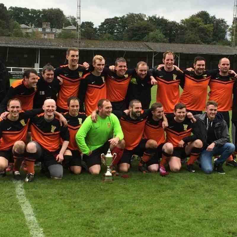 Highland Cup Final 2014