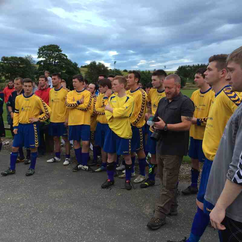 Mormond Cup 2015
