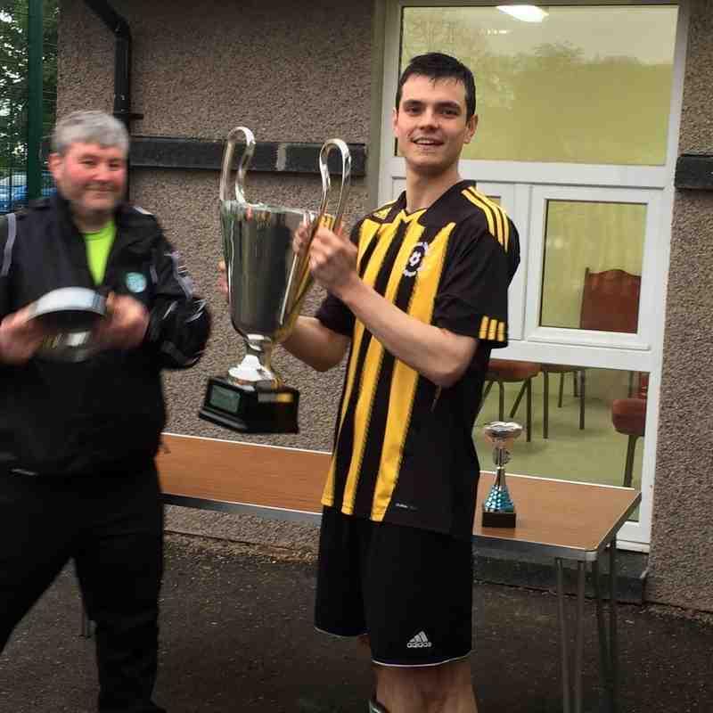 2016 Gordon Leask Memorial Cup