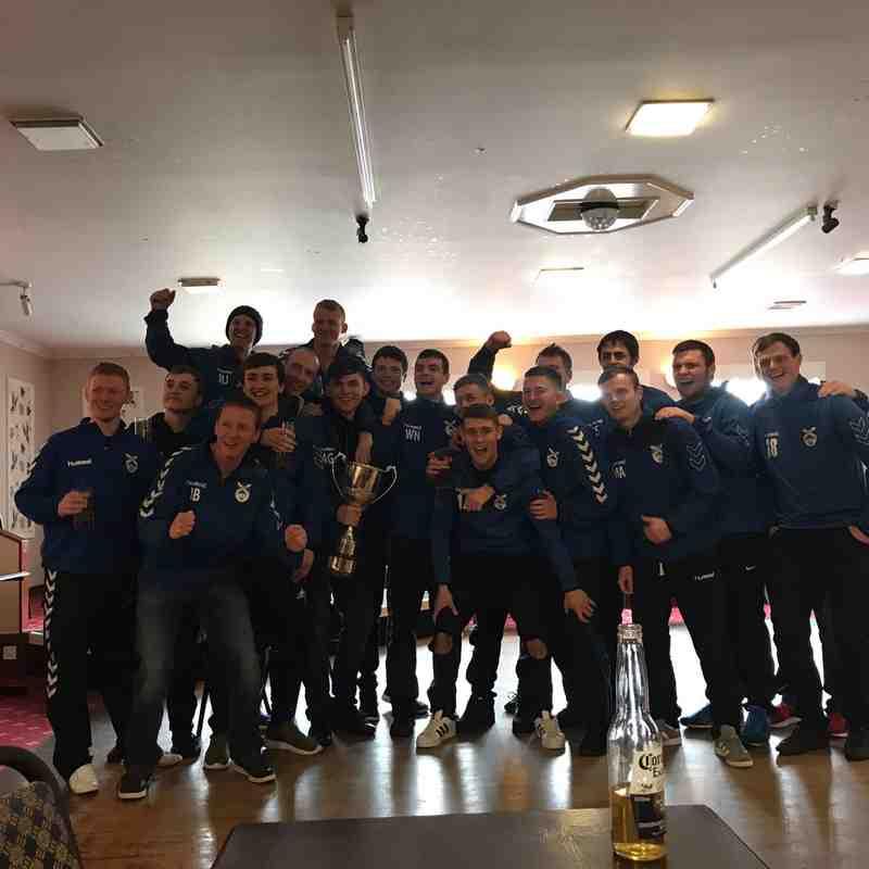 Scottish Cup 2017 Winners Invercairn United