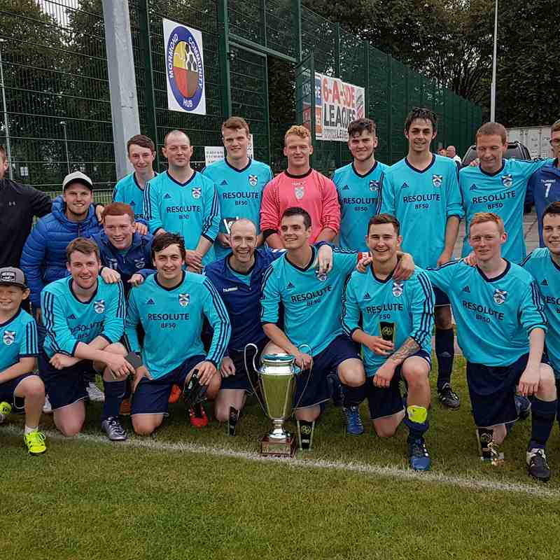 Mormond Cup Final 2017
