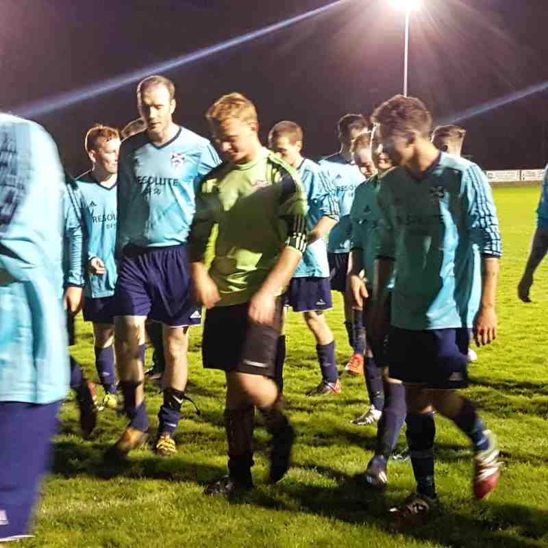 Brucklay Cup winners Invercairn Utd
