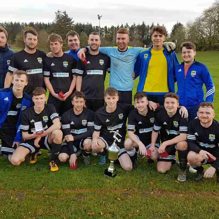 2017 Victoria Coaches Cup Winners Haven FC