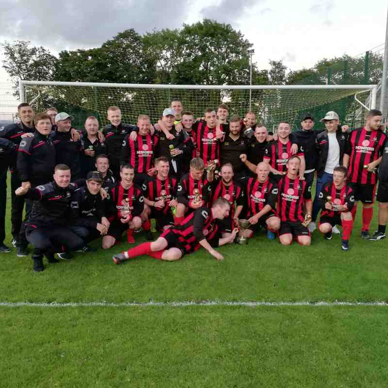 2018 Brucklay Cup Final