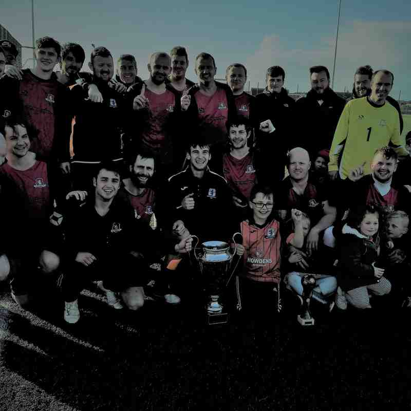 NESFA League 2 Champions Buchanhaven