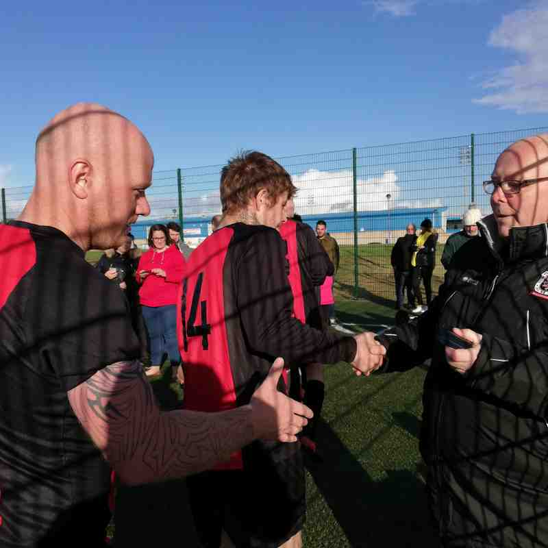 Buchanhaven League 2  2018 Winners