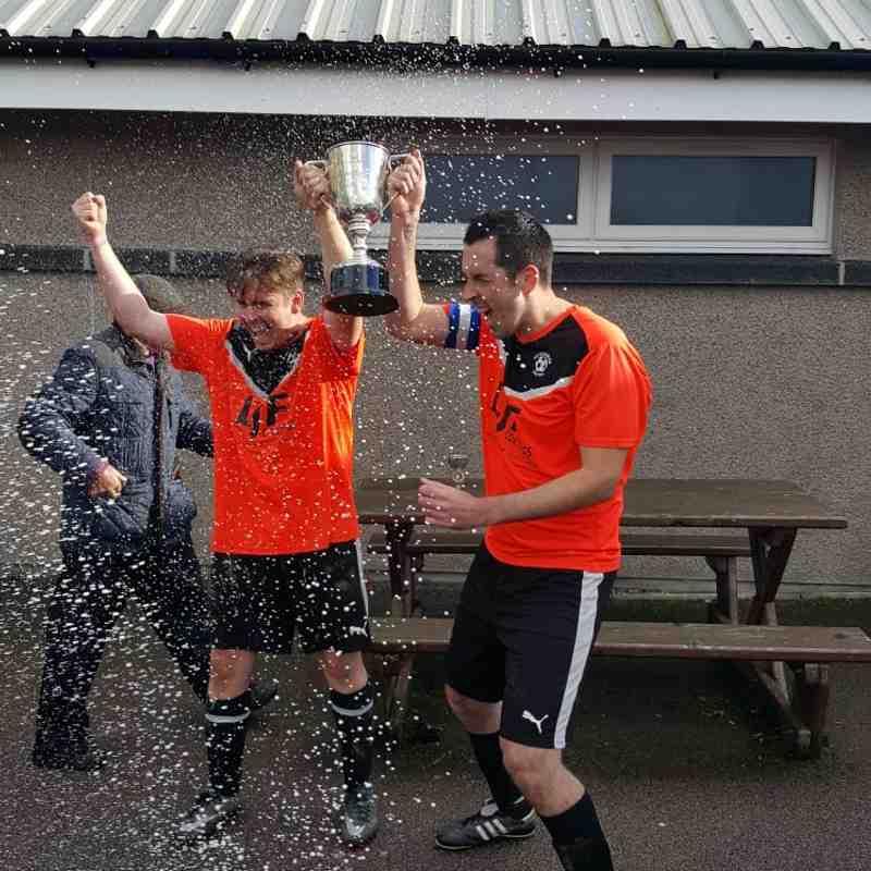 2018 Ardallie Cup winners