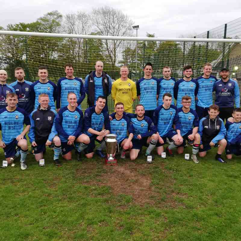 2019 Gordon Leask Memorial Cup Final