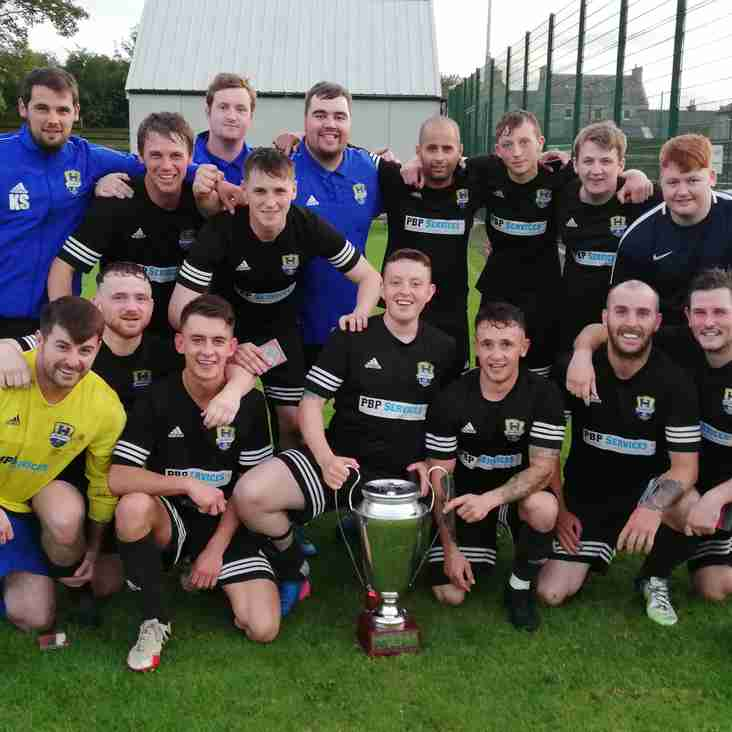 2019 Mormond Cup Winners