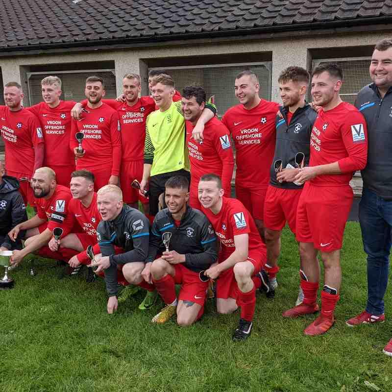 Boddam cup Final 2021