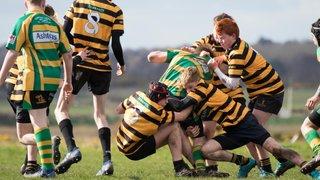 U15's Win Against Crusaders