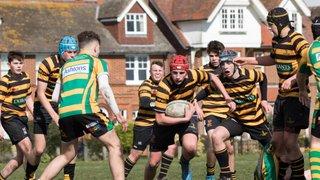 U16's Win against Crusaders