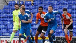 Bury Town 0 Leiston 3 - Premier Cup Final