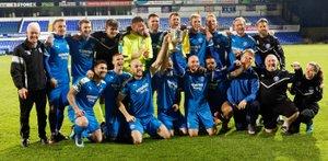 Blues 2 Ipswich Town XI 1